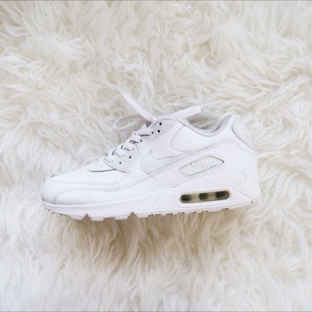 Nike Airmax 90 Triple White