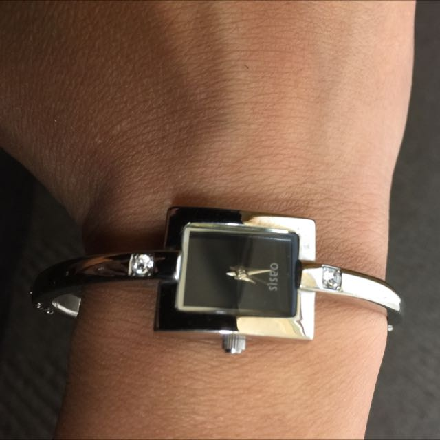 Oasis Bangle Watch