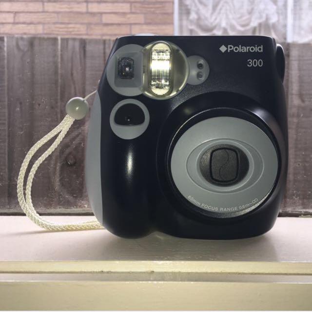 Polaroid Camera 300