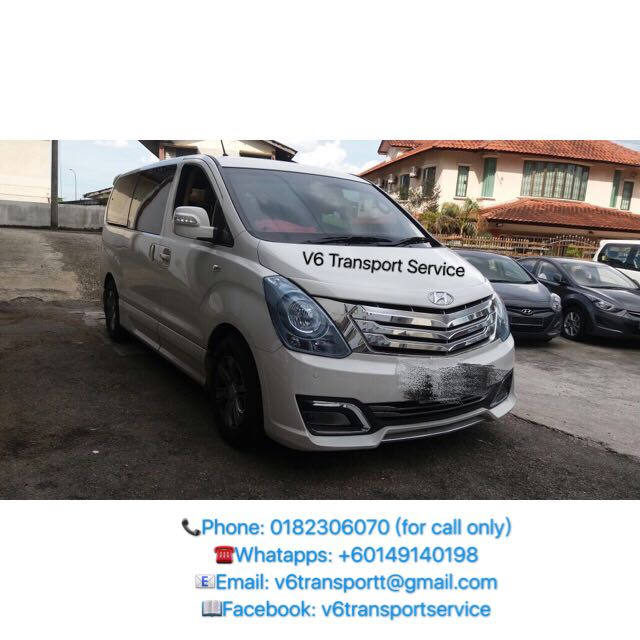 Private Transportation From Singapore To Malaysia