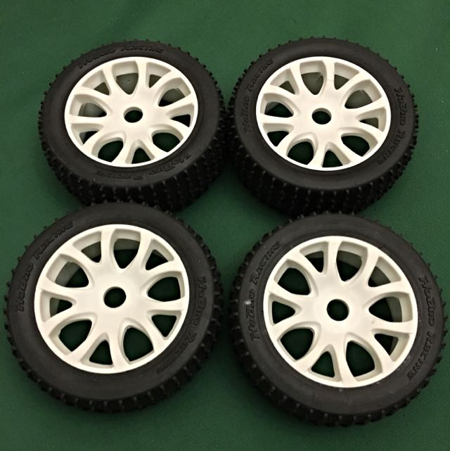 Reserved Rc - 1/8 4wd Buggy Tires