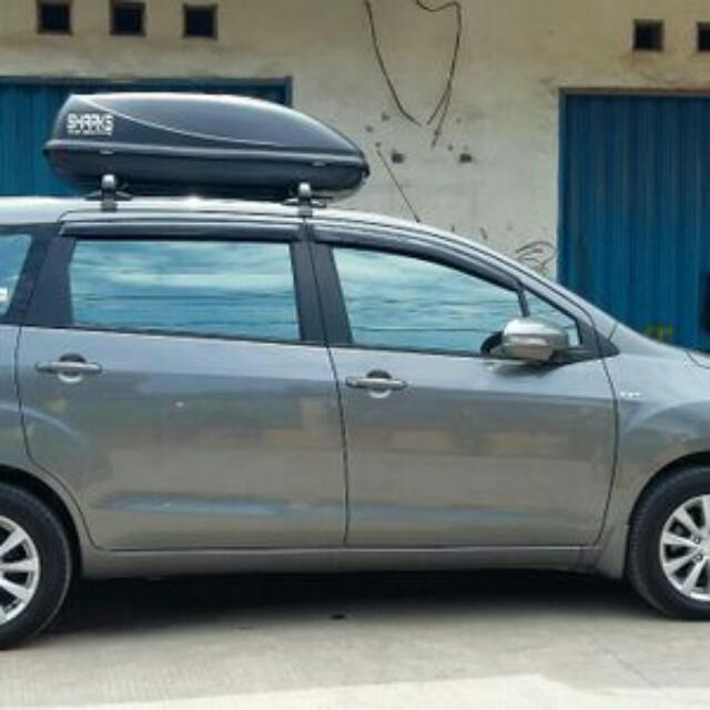 ROOF BOX SPORTY