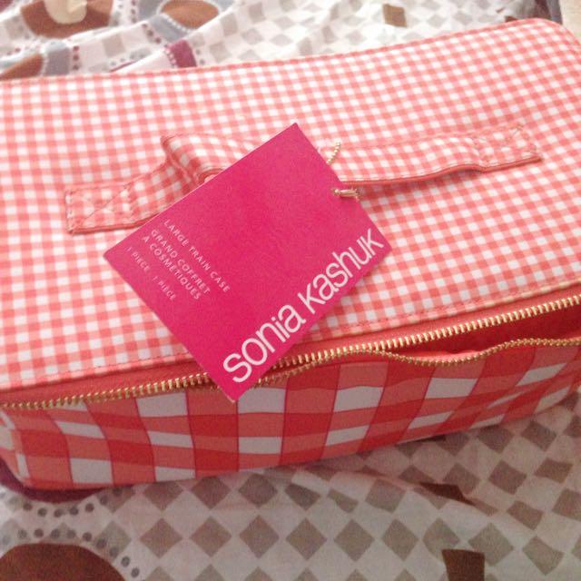 Sonia K Makeup Travel Bag
