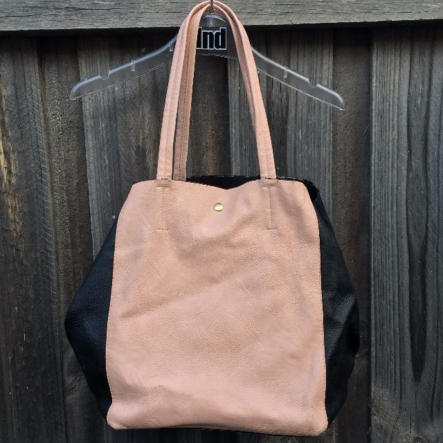 SportsGirl Pink/Black Bag