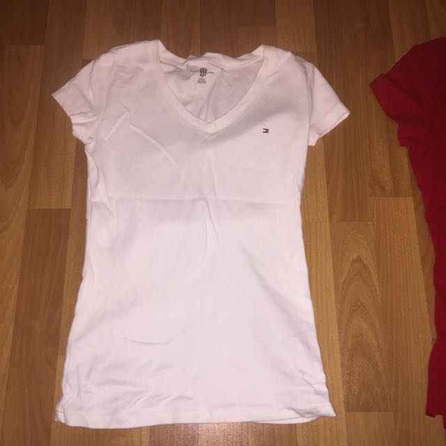 Tommy Hilfiger V Neck Shirt