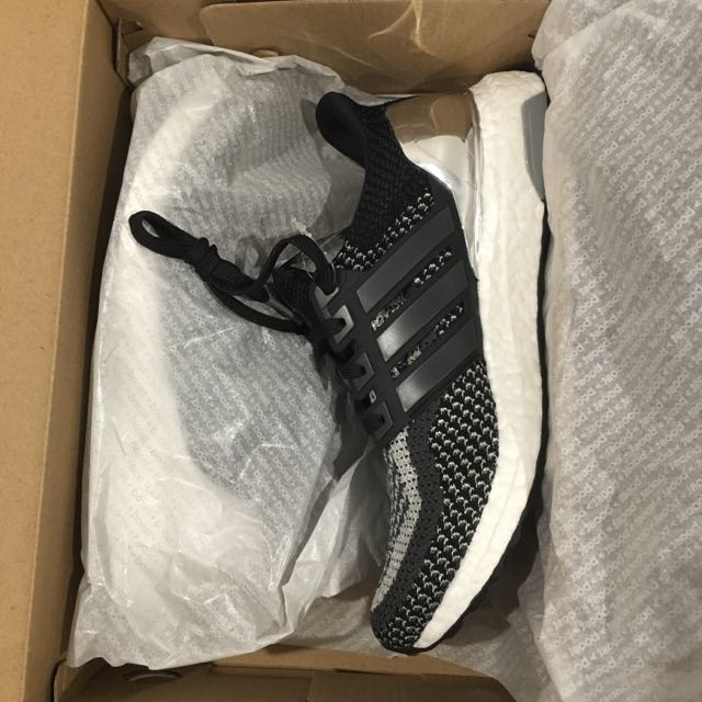 Ultra Boost Olympic Pack Silver Us 7