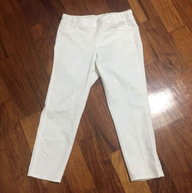Uniqlo Cropped Pants (Size M)