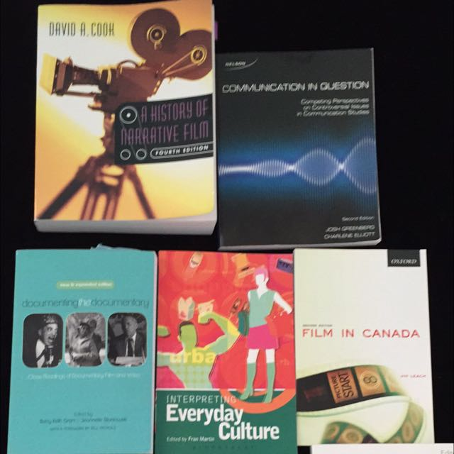 Variety Of Text Books