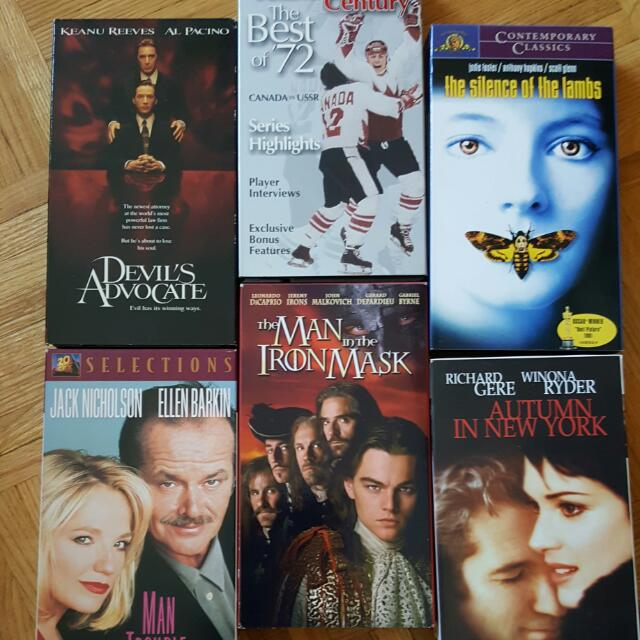 VCR selection