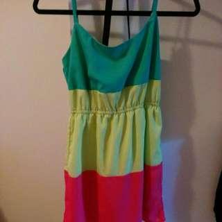 Bebop Multi Coloured Dress