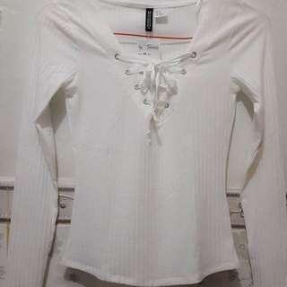 Baju Ethnic Putih Hnm