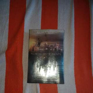 The Mortal Instruments . City Of Bones
