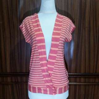Orange Stripes Outer