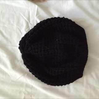 H&M Black beanie