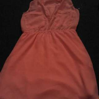 Arden's Dress