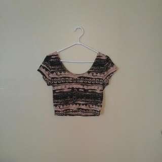 Boathouse Crop Top