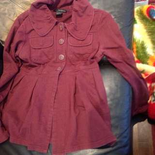 Medium Calvin Klein Baby Doll Fall Jacket