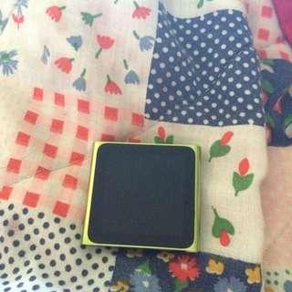 Lime Green iPod Nano