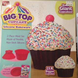 Giant Cup-Cake Maker