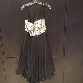 Juliette Sequin Formal Dress