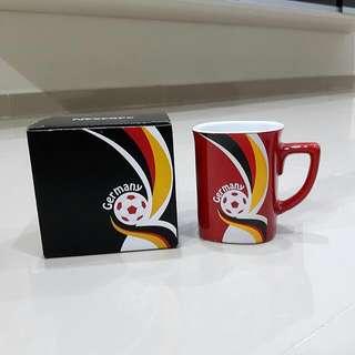 Nescafe 2014 World Cup Germany Porcelain Mug