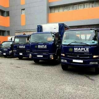 Rent: Lorry Van Truck