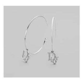 Dior HOOP earrings
