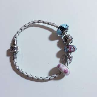 *reserved*Pandora Style Charm Braclet
