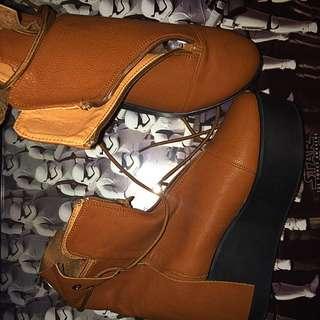 Platform Debbie Shoes