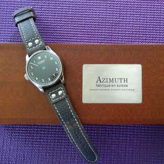 Azimuth Back In Time Pilot