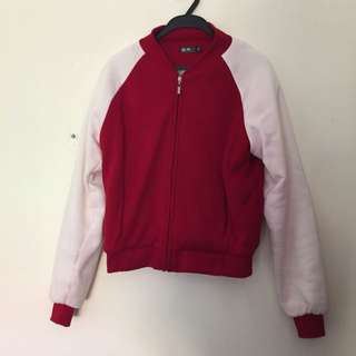 Size 14 Wool Bomber