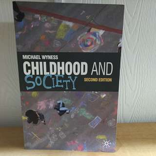 Childhood And Society Textbook