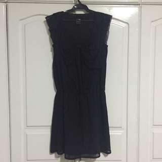 LALU Black Cocktail Dress