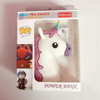 *BNIB* Whimsical Unicorn Power Bank For Mobile Phones