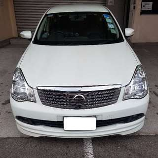 Nissan Sylphy (One Stop Car Rental company with owned in-house Workshop repair services)