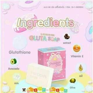 Precious Gluta Soap