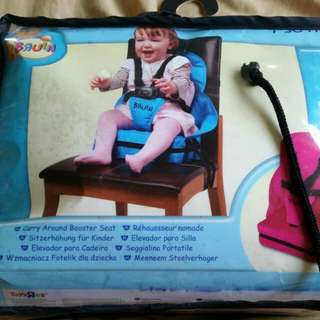 Bruin Portable Booster Seat For Toddler