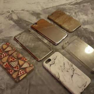(4 LEFT!) Various iPhone 6 & 6S Cases