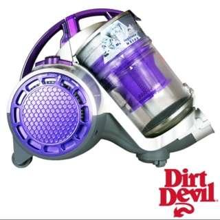 Dirt Devil第十二代Escape吸力用不衰退吸塵器