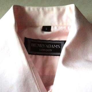Kemeja Pria Henry Adams London (Nego)