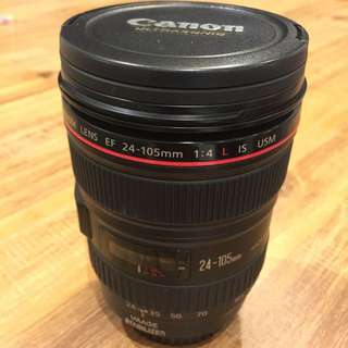 Canon 24-105mm F/4L IS USM