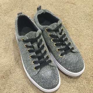 Seed Sneakers Worn Once