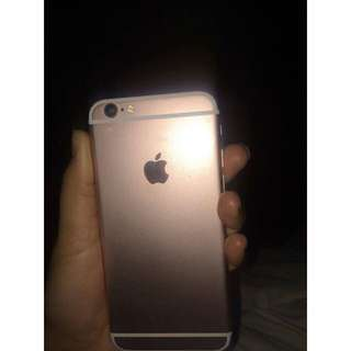 🌸rose Gold iPhone 6s🌸
