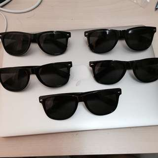 (Buy 2 Free Postage) Rayban Inspired Sunglasses