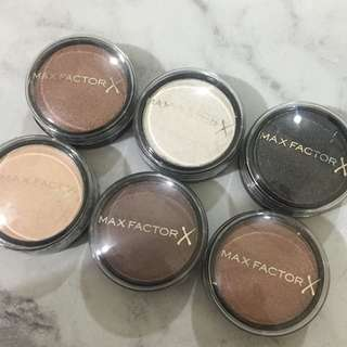 MAX FACTOR WILD SHADOW POTS