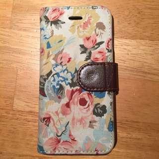 iPhone 6 Flower Case