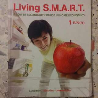 Living SMART Lower Sec Course Home Economics 1E/N(A)
