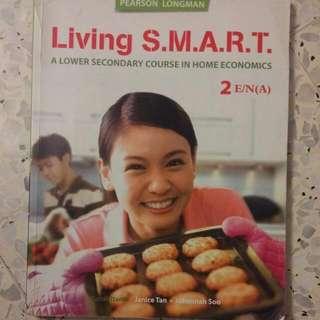 Living SMART Lower Sec Course Home Economics 2E/N(A)