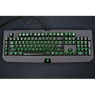 Razer BlackWidow Ultimate Edition - Mechanical Gaming Keyboard