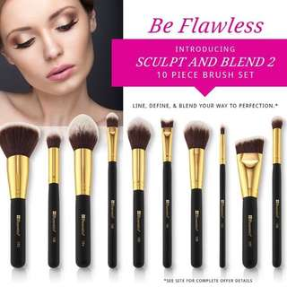 BH Cosmetics Sculpt And Blend 2